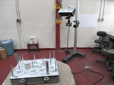 3Dスキャニング三次元測定機